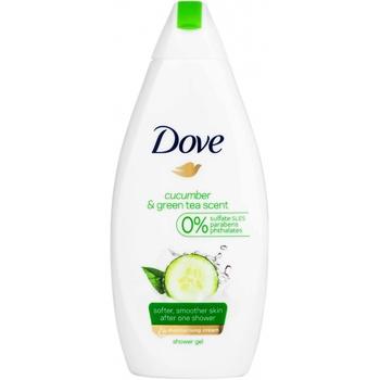 Крем-гель для душа Dove Прикосновение свежести 500мл - купить, цены на Метро - фото 1