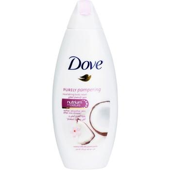 Dove Крем-гель для душа Кокосовое молочко и лепестки жасмина 250мл