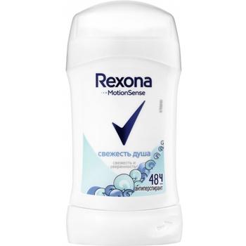 Дезодорант Rexona Свіжість душу твердий 40мл - купити, ціни на Novus - фото 1