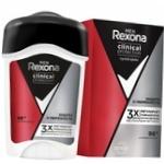 Антиперспірант-крем Rexona MEN Максимальний захист сухий 45мл