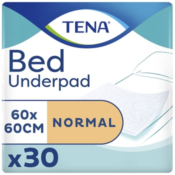 Tena Bed Normal Diapers 60x60 30pcs - buy, prices for Metro - image 1