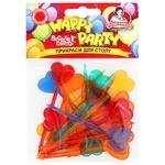 Шпажки Помощница Happy Party 25шт