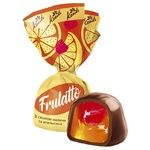 Konti Frulatto Raspberry and Orange Flavor Jelly Candy
