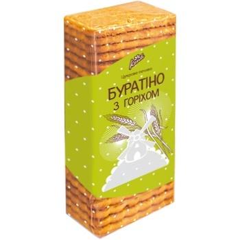 Konti Buratino Sugar Almond Cookies - buy, prices for EKO Market - photo 1