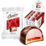 Десерт Conti Bonjour Полуниця з вершками 29г
