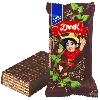 Конфеты Конти Шоколадные истории Джек