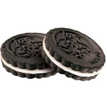 Печенье Конти Кonti-moon со вкусом шоколада весовые - купить, цены на Фуршет - фото 1