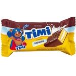 Пирожное Тими со вкусом сливок 50г