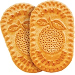 Печенье Конти Сеня с апельсином - купить, цены на Фуршет - фото 1