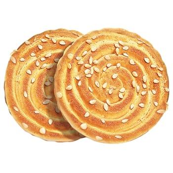 Печенье Конти Карапуз с кунжутом - купить, цены на Фуршет - фото 1