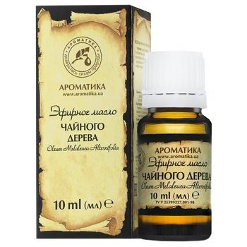 Aromatika Essential Oil Tea Tree 10ml