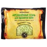 Aromatika Bath Salt Bergamot-lime 100g