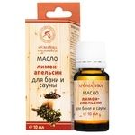 Aromatika Cosmetic Oil for Saunas Orange-lemon 10ml