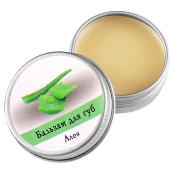 Balsam Aromatika with aloe vera for lips 10g - buy, prices for MegaMarket - image 1