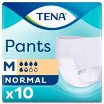 Подгузники Tena Normal Medium Pants трусики для взрослых 5,5 капель 10шт
