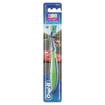 Зубная щетка Oral-B Kids Герои Диснея для детей 3-5 лет - купить, цены на Восторг - фото 2