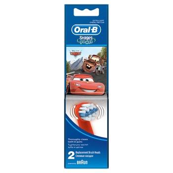 Насадки для электрических зубных щеток Oral-B Дисней 2шт - купить, цены на Восторг - фото 3