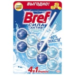 Toilet block Bref Power active 2* 50 g Ocean