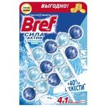 Toilet block Bref Power active 3*50g Ocean