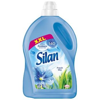 Softener Silan 2.775l ml Fresh Sky - buy, prices for Novus - image 1