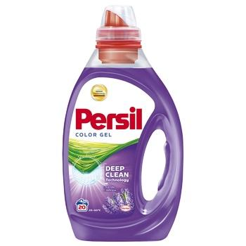 Гель для прання Персіл Колор Лаванда 1л - купити, ціни на Ашан - фото 1