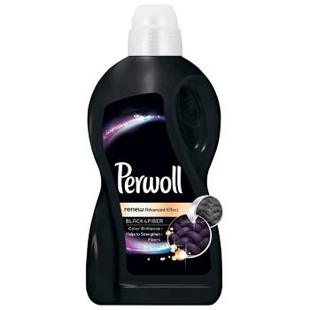 Средство для стирки Perwoll 3D восстановление для темного и черного 1,8л - купить, цены на Novus - фото 1