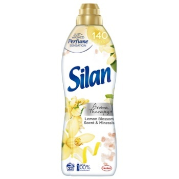 Softener Silan Aromatheapy Lemon Blossom & Minerals 800ml - buy, prices for Auchan - photo 1