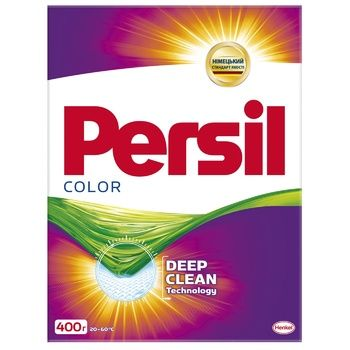 Persil Color Deep Clean Detergent 400g - buy, prices for CityMarket - photo 1