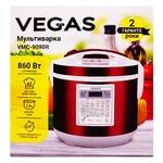 Мультиварка Vegas VMC-9090R