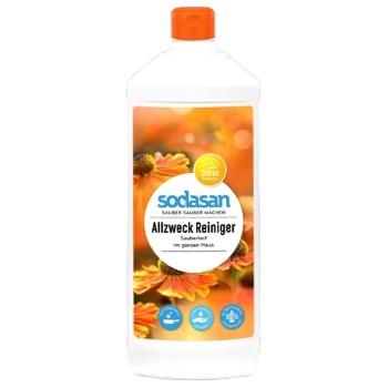 Засіб миючий Sodasan універсальний 1л - купити, ціни на МегаМаркет - фото 1