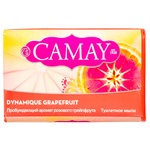 Camay Dynamique Soap 85g - buy, prices for Furshet - image 1
