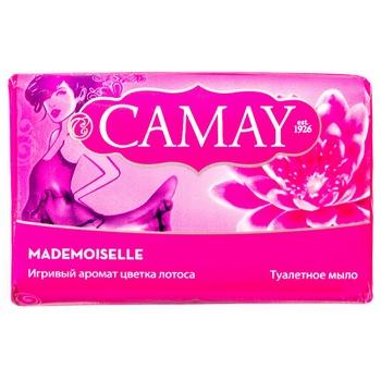 Мыло туалетное CAMAY Мадемуазель 85г