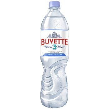 Buvette 3 Mineral Low-Carbonated Water 750ml - buy, prices for CityMarket - photo 1