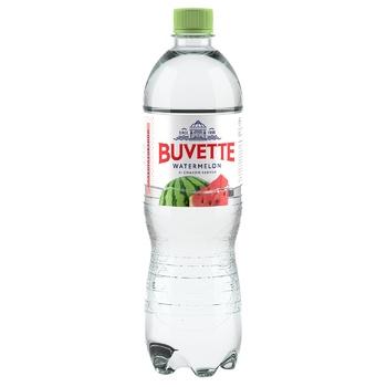 Вода Buvette зі смаком кавуна 0,75л - купити, ціни на Фуршет - фото 1