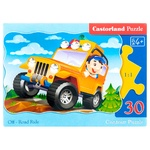 Игрушка-Пазл Castorland 30 транспорт
