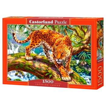Castorland Animals Puzzles 1500 Elements - buy, prices for Tavria V - image 1