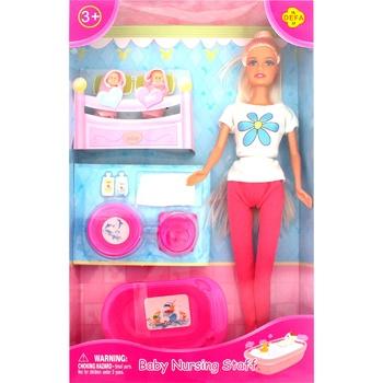 Лялька Defa Lucy Мама з малюками - купити, ціни на CітіМаркет - фото 1