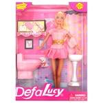 Кукла Defa Lucy в ванной с аксессуарами