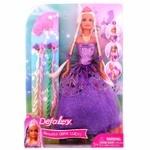 Лялька Defa Lucy з косичками
