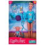 Defa Lucy Gymnastics Doll Set