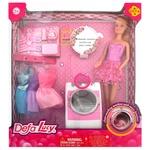 Кукла Defa Lucy со стиральной машиной