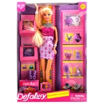 Defa Lucy Doll with Accessories - buy, prices for MegaMarket - image 1