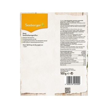 Seeberger Soft Mango 100g - buy, prices for CityMarket - photo 2