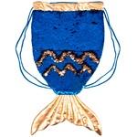 Fancy Mermaid's Tail Bag Backpack