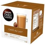 NESCAFÉ® DOLCE GUSTO® Café au Lait coffee in capsules 16pcs 160g - buy, prices for MegaMarket - image 1
