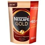 Кофе NESCAFÉ® Gold растворимый 210г +50г - купить, цены на Novus - фото 1