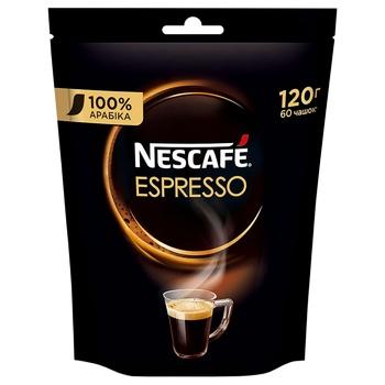Кофе NESCAFÉ® Espresso растворимый 120г - купить, цены на МегаМаркет - фото 1