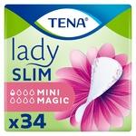 Прокладки урологические TENA Lady Slim Mini Magic 34шт