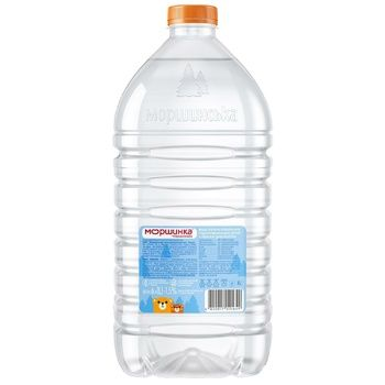Вода минеральная Моршинская негазированная для детей 6л - купить, цены на Метро - фото 2
