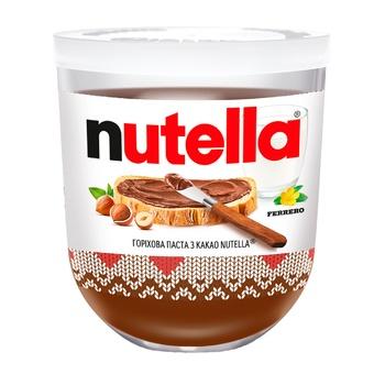 Горіхова паста Nutella з какао 200г - купити, ціни на Восторг - фото 2